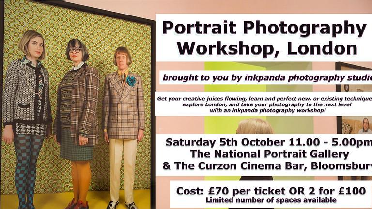 Portrait Photography Workshop