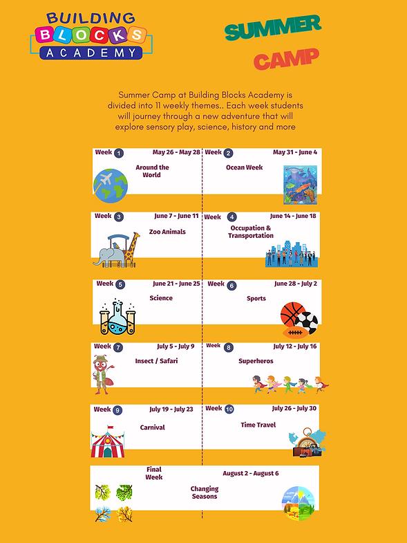 Copy of Colorful Career Timeline Infogra