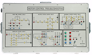Model 7100 Motor Control Troubleshooting Trainer