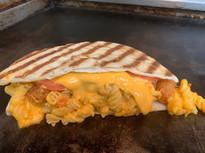 Mac & Cheese Panini