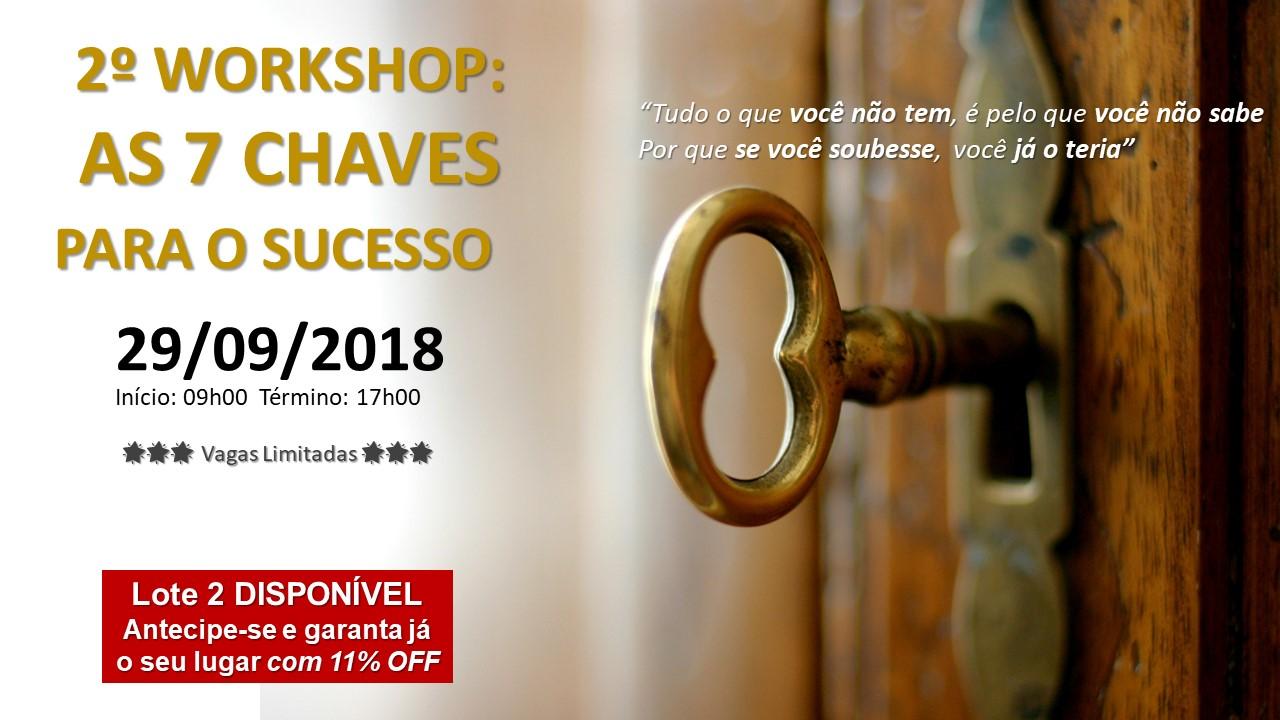 As chaves para o sucesso modelo 2