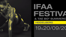 GROOVE beim IFAA Fitness Festival
