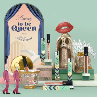 Sixtory To be QUEEN collection