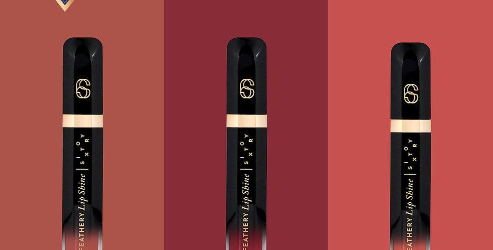 Lip Shine Gift set Vol.1