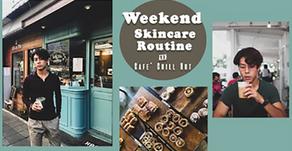 Weekend Skin Routine for Men