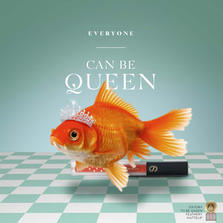 Sixtory to be queen gold fish