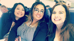 Office Team Traveling