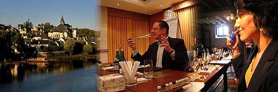 Nicolas de Barry présentant des cours de Parfumerie. Des initiations au métier de Parfumeur. Nicolas de Barry parfumeur de luxe dans la Haute Parfumerie.