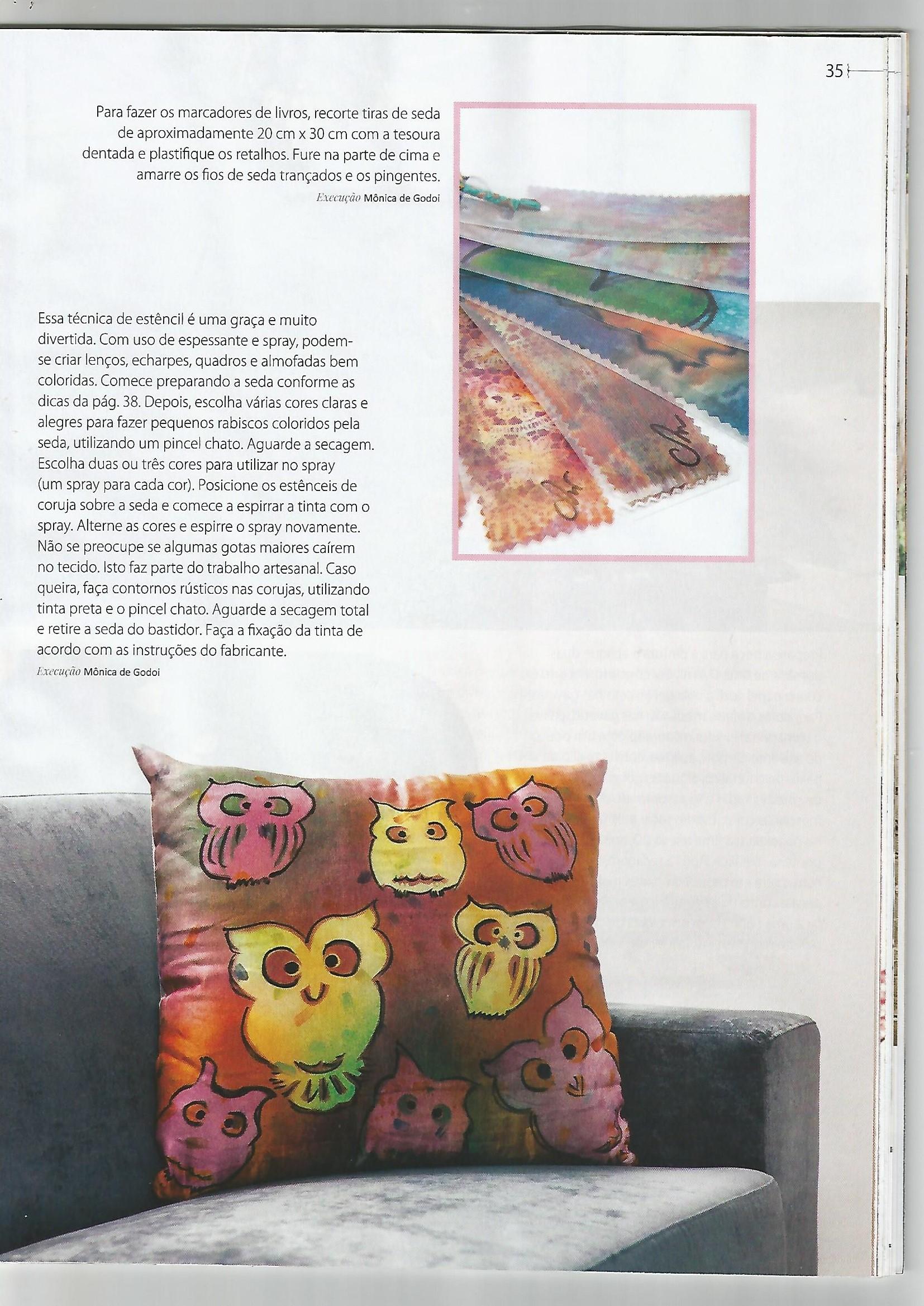 Participação na Coleção Arte & Decoração