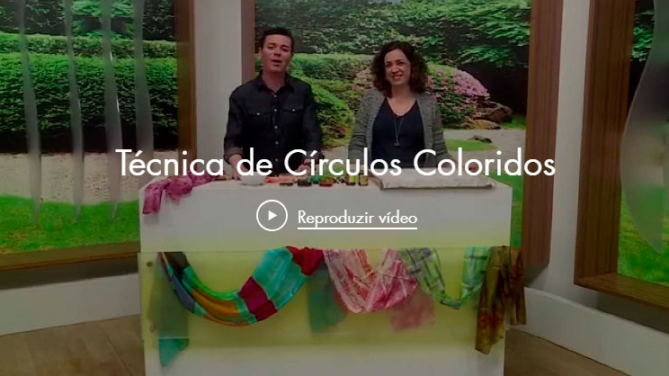 Técnica de Círculos Coloridos