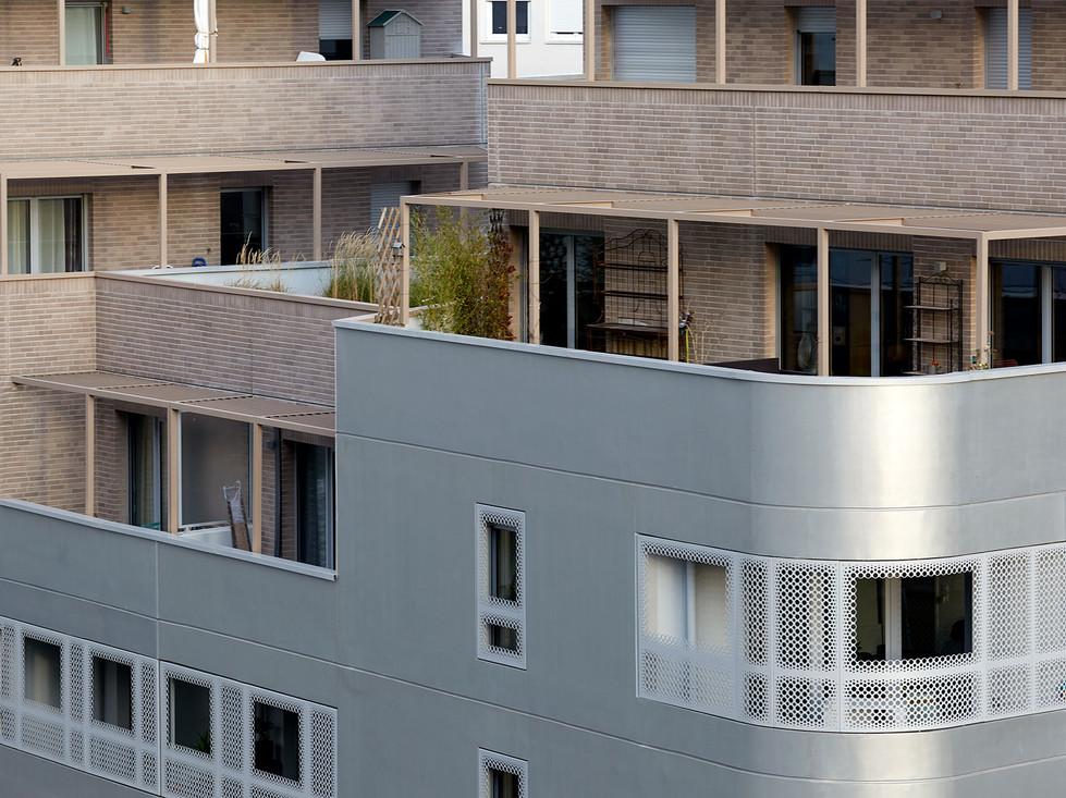 BFV Architectes - PAS QUE BEAU - Nanterr