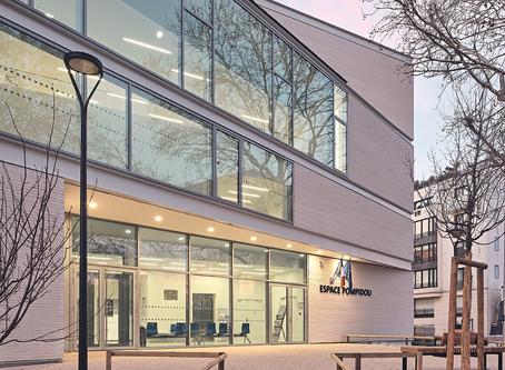 A Courbevoie : Espace Pompidou par ENIA Architectes
