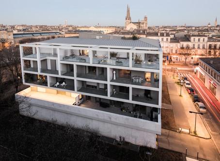 A Bordeaux : Restructuration d'un immmeuble en 22 logements par Atelier CAMBIUM