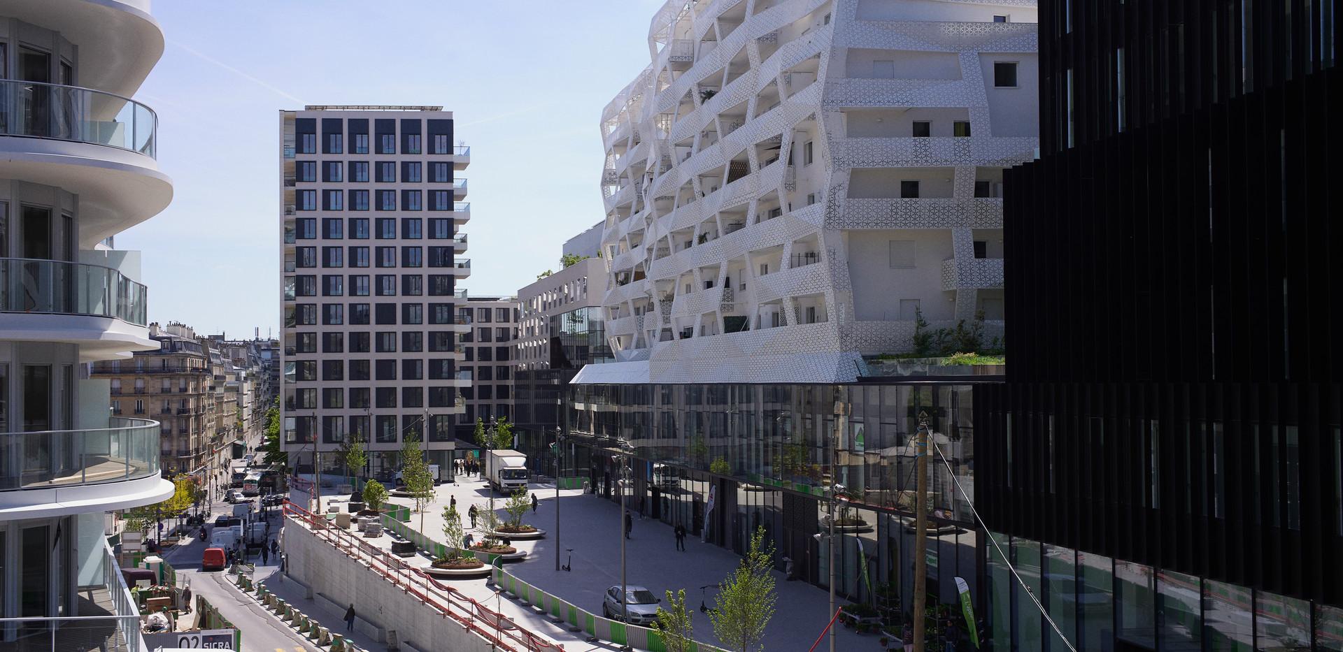 SAISON MENU Architecture - LA CHRYSALIDE