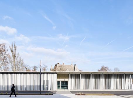 A Toulouse - Bâtiment 81 - Campus ISAE-SUPAERO par LCR Architectes