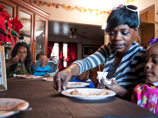 Childhood Hunger in Louisiana