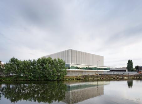 A Caen : Palais de Justice par baumschlager eberle architekten