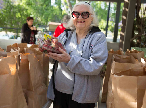Hunger Among Seniors Critical in Louisiana