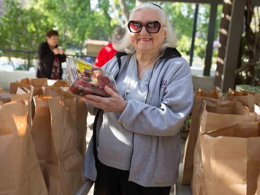 Hunger Among Seniors Critical in Louisiana