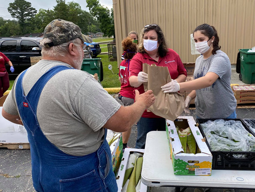 New Report: More than Half of Louisiana SNAP Recipients Struggling to Buy Food During the Pandemic