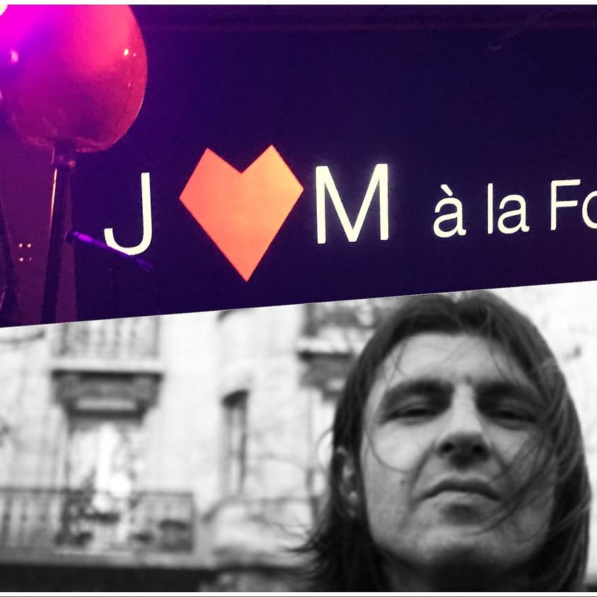 JAM à la Folie #5 /avec Richard Comte