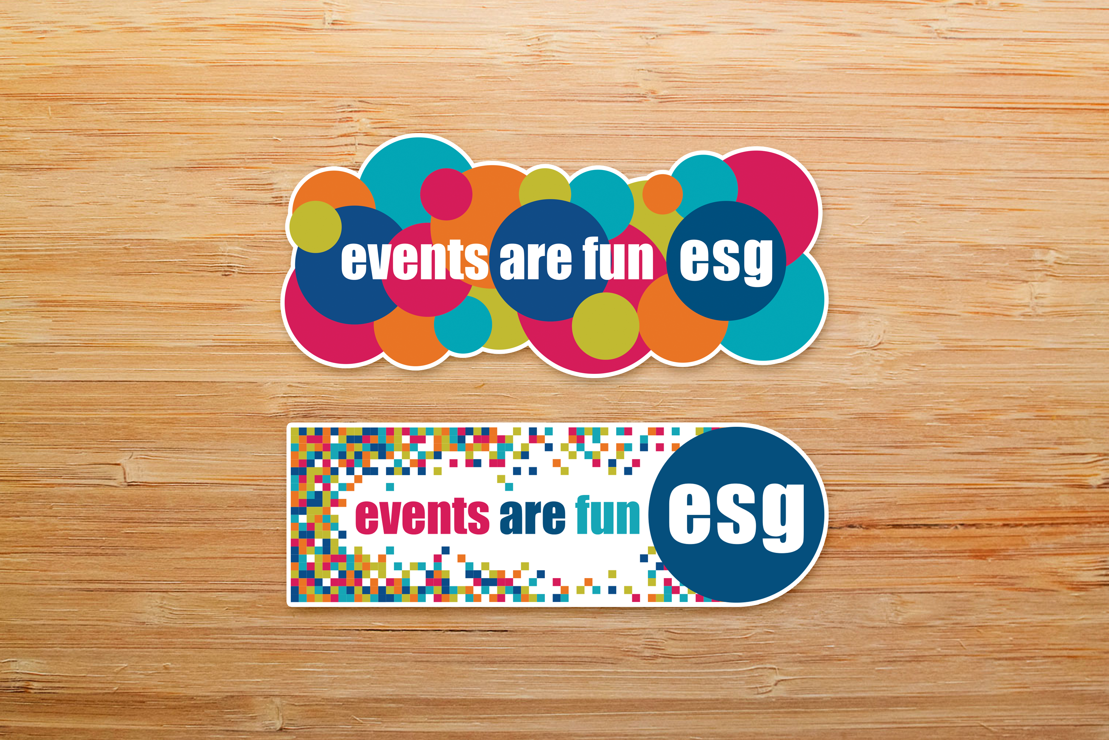 ESG Stickers