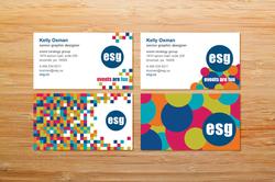 ESG Business Cards