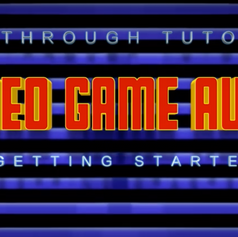 Game Audio Tutorial - Title Screen