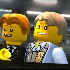 Lego City Cutscene