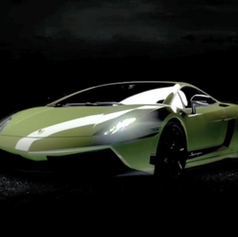 Lamborghini Advert - Rework