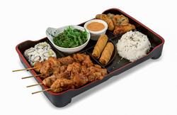 Chicken Yakitori Bentobox