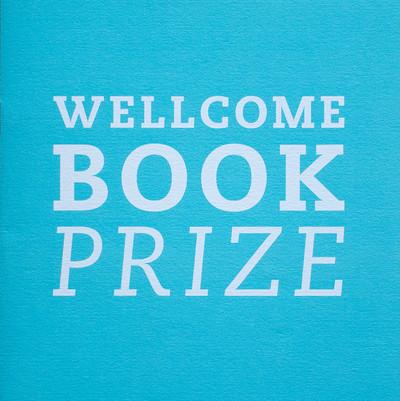 Wellcome Book Prize branding identiy by Bret Syfert