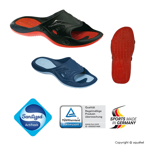 Aquafeel papuče za bazen