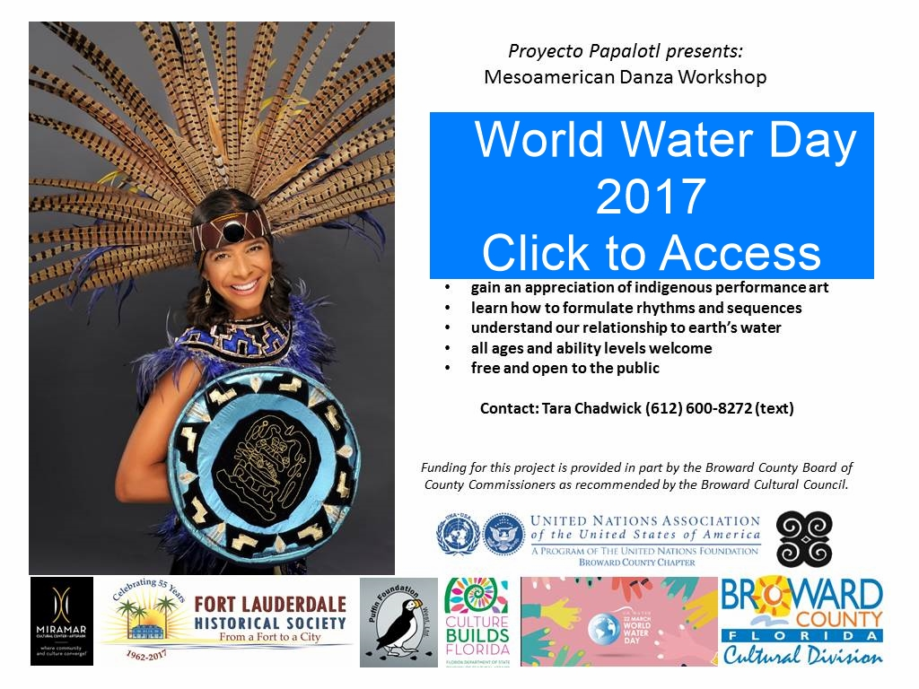 World Water Day Celebration
