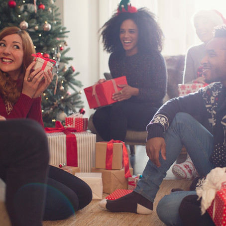 The BIG Christmas Giveaway Winners