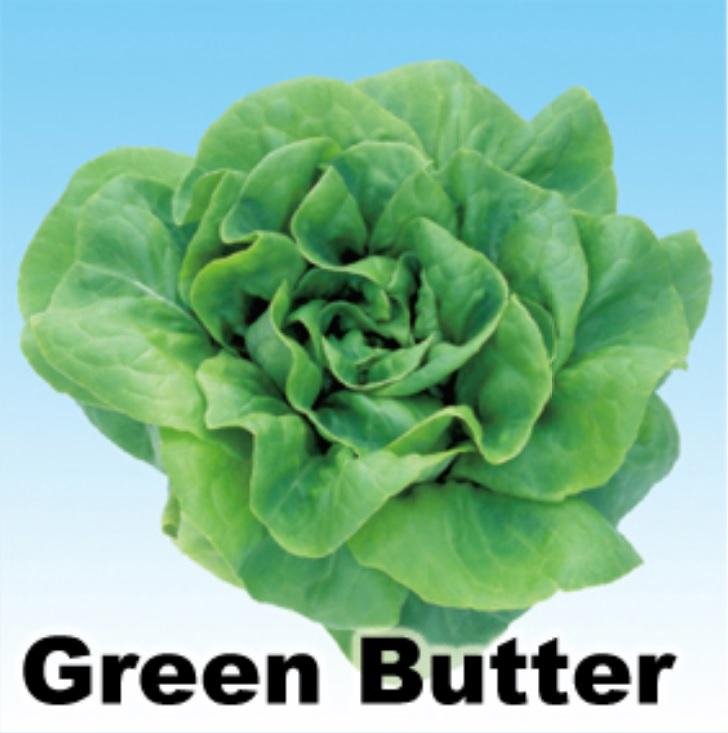 green butter