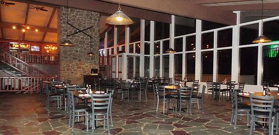 Back Roads Bar & Grill Clear Fork Adventure Resort