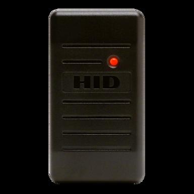 6005BKB00 HID Lector de Proximidad ProxPoint Plus 6005 para ProxCard II