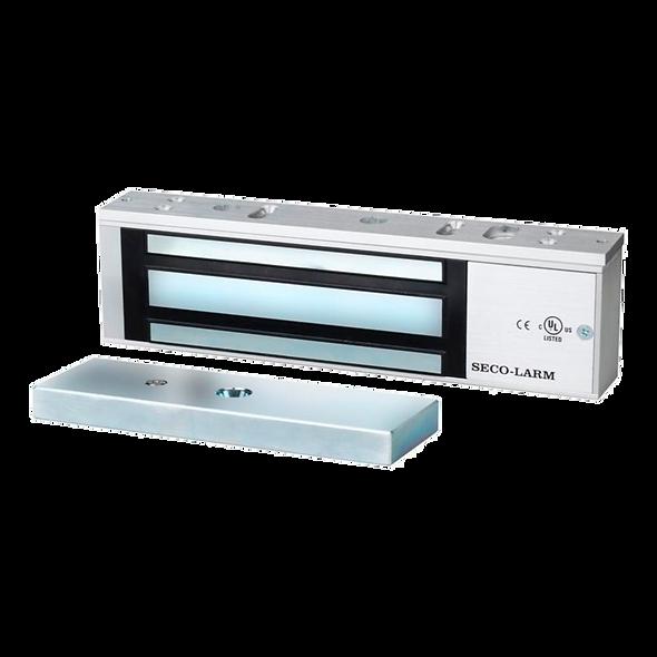SECO-LARM | Electroimán Rectangular de 600 Lb Certificado UL E-941SA-600