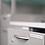 Thumbnail: DYMO 41913 | Cinta Plastica Impresión Negro/Blanco de 9mm x 7m