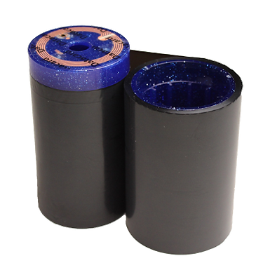 Black HQ-160 DATACARD | Ribbon Negro de 1500 Impresiones