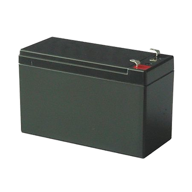 GENERICO Batería   Tecnología VRLA   12 VDC 7 Amperios/Hora   BAT12V7Ah