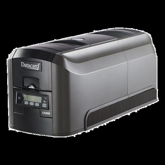 CD800 Impresora de Carnet a  Doble Cara   DATACARD
