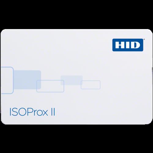 Tarjetas de Proximidad HID IsoProx Delgada 26 Bits