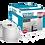 1933086 DURABLE Poliéster | Caja 200 Etiquetas de 104x159mm | Dymo 450 Industria