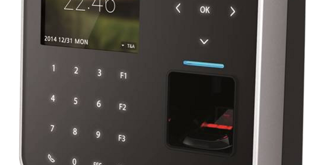 BIOSTATION 2 Controlador de Acceso y Horarios por Huella y RF HID Prox con WiFI