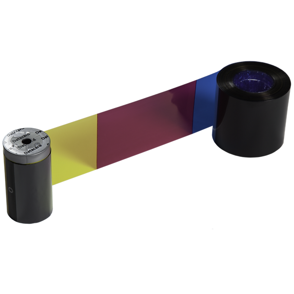 535000-011 DATACARD | Ribbon Fluorescente 300 Impresiones