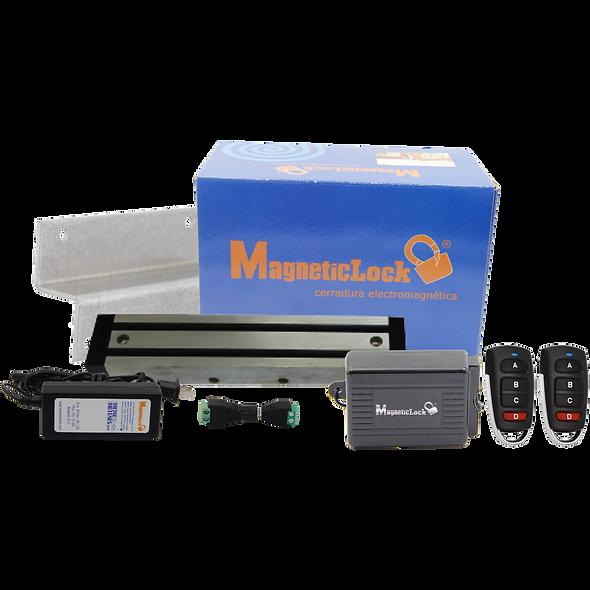 Electroiman de 1500 Libras Inalambrico con 2 Controles y Soporte Z Fijo