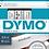 Thumbnail: DYMO 45800   Cinta Plastica Impresión Negro/Transparente 19mm x 7m