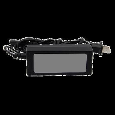 AXCSS   Adaptador de Corriente Regulado 12VDC 1,5A, Entrada variable 100 a 240 V